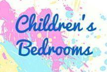 Children's Bedrooms /  Inspiration for decorating children's bedrooms.