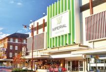 Imperial Centre Gosford / Pluim's did a face lift and then a complete refurbishment in 2015