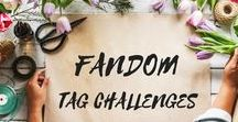 Asks, Tags, Memes and Challenges