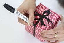 Gift Packaging ideas. / by Maria Gavrilova