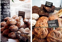 Café & bakery recipes / Inspiration for my bakery/shop
