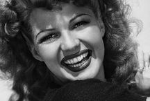 Rita Hayworth / by Mama Garza