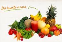 Blog de Disfruta y Verdura / Recetes, trucos, consejos, refranes...