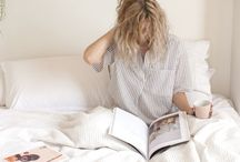 Pyjamas makes me happy / To Lounge | Good morning, noon and night