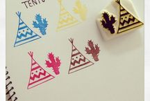 Stamp, Printmaking_D