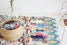 Mattor / An orgie of the most beautiful rug I know...  LOVE!!