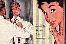 Staré reklamy na pracie prášky