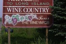 Long Island's Wine Country / The North Fork in Long Island is home to some of the finest vineyards of the east coast.  Follow a decadent tour of the vineyards of the North Fork with a relaxing stay at the luxurious Wells House Bed & Breakfast.