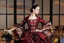 ♔ Drama : Costume from movies / - Costume from movie, Period Drama,  Historical Costume, Character Costumes, Lace, Fashion in Film , Beautiful fashionable moments from the costumes in tv and film -  / by Uℓviỿỿa S.