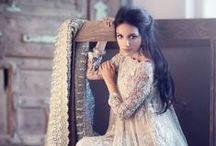 ♔ Abaya & Saree / - Abaya, Kaftan, Jalabah, Sari, Saree, Southeast Asian and Middle Eastern fashion, Exotic Fashion,Indian, Turkish, Moroccan, Persian, Pakistani Couture & Bridal Wear, Wedding wear  - / by Uℓviỿỿa S.