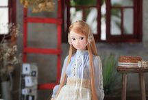 Momoko,Ruruko (&outfit) / Doll & clothes