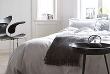 Bedroom // Bedding / No matter which decoration style you like in the bedroom, Jensen Beds always have a bed suitable.