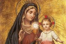 Catholic / Mary and Jesus