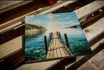 Woodpic's Wood Print Inspiration / Fantastic wood prints by Woodpic!