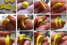 Polymer clay (tutorial)