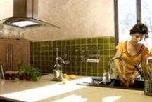 Cocinas con encanto / Lovely kitchens