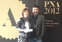 Premio Nacional de Artesanía 2012 / Galería de fotos de acto de entrega del Premio Nacional de Artesanía 2012