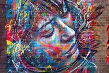 Art/Artwork / Art, artwork, illustrations and street art