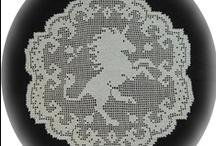 Crochet - Doilies - Filet / by Margaret Zahn