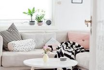 UNiDAYS: Home sweet home / Moving into a new student house for the upcoming semester? Check out some inspiration and make your home look beautiful!