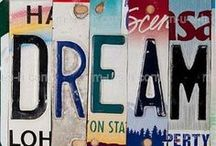 Dream Board / Live happily, follow your bliss, and love yourself :) / by Pauly Olly Oxenfree