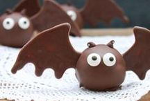 Halloween Bake Sales for No Kid Hungry / Halloween themed treats won't scare off your customers, we promise.