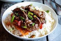 Asian & Indian Food and Recipes / Recipes from Asia and India / by Anetta   The Wanderlust Kitchen