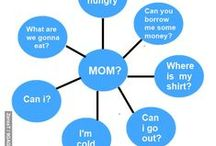 Parenting - funny / Funny images and quotes on subject of being parents