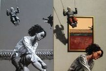 Art Form: Contemporary Painting / Paintings by artists who are alive today. #art #painting #contemporary_painting