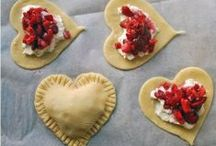 Valentine's Day themed Bake Sales for No Kid Hungry