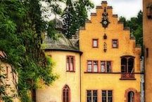 ✤ Germany * Bayern / Bavaria, Cities: Nürnberg, München, Augsburg, Regensburg, Bamberg,  Meersburg, Lindau
