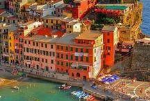 ✤ Italy * Northwest / Piedmonte, Lombardia, Aosta Valley, Liguria