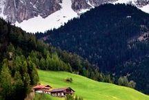 ✤ Italy * Northeast / Trentino-Alto Adice, Veneto, Emilia-Romagna