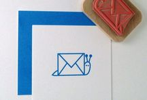 Snail Mail / Fun ideas for mail correspondence. / by Pauly Olly Oxenfree