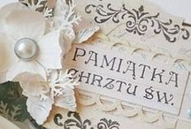 Stemple gumowe napisy polskie/Rubber Stamps Polish words