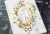 Ślub/Wedding / Inspiracje ślubne wykonane przy użyciu produktów marki Latarnia Morska/Weeding inspirations made from Lighthouse brand stuff