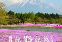 Japan / Beautiful landscape, delicious food, interesting things to experience - Japan has a lot to offer.