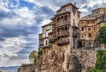 ✤ Spain * Castilla-Mancha / Toledo, Guadalajara, Cuenca, Albacete, Ciudad Real,