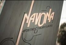 NAVONA - Aperitivo & Italian Flavors / Taste the Italian Experience