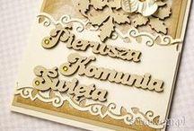 Pierwsza Komunia Święta/Holy Communion / Inspiracje na Pierwszą Komunię Świętą