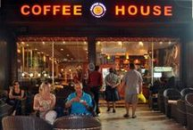 COFFEE HOUSE in Hurgada / These designs have been implemented by Art Design Company