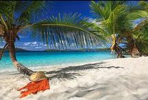 places | CARIBBEAN / Relax and enjoy the Caribbean!