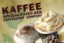 The Advertising For COFFEESHOP COMPANY /  These Designs and Products have been implemented by Art Design Company