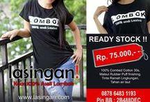 Kaos Lombok / Kaos online untuk kaos Lombok, kaos Islami, dan kaos Musik tahun 80-an.