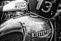 Triumph / Motorsykler
