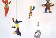 Niki De Saint Phalle / Art