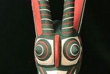 Tribal Masks / Art