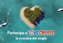 EVENTO | LoveCruise / #LoveCruise è la crociera-evento di 4 giorni e 3 notti dedicata ai single. Conosci nuovi compagni di viaggio e partecipa a un fitto programma di eventi… Tutto a un prezzo super-vantaggioso!  Per info e iscrizioni  http://www.cruisefriend.com/crociera-dei-single-love-cruise