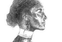 Africa / Drawings