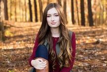 Raleigh High School Senior Photographer / Kim O'Brien Photography specializes in fine art, full-service Senior Portrait Photography